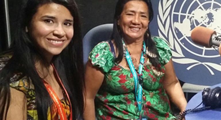 Представительницы народа Банива. Фото ООН
