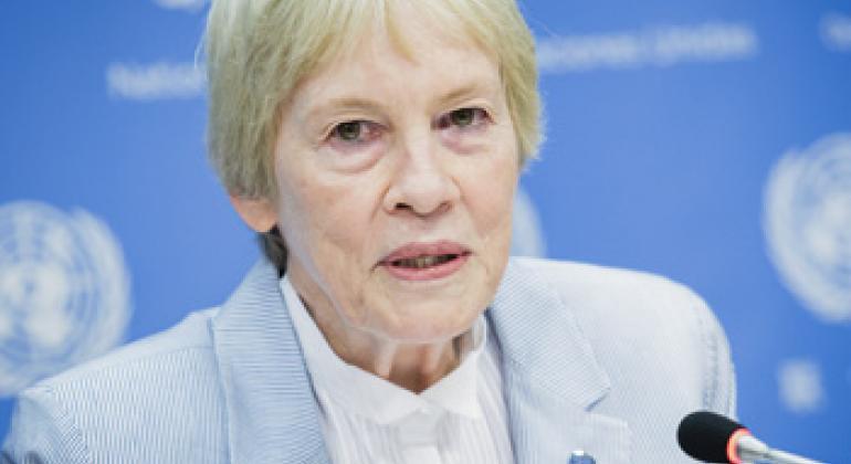 Карен Абузейд. Фото ООН