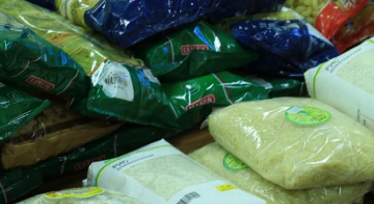 Продукты питания. Фото ООН