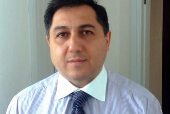 Армен Арутюнян / Фото ООН