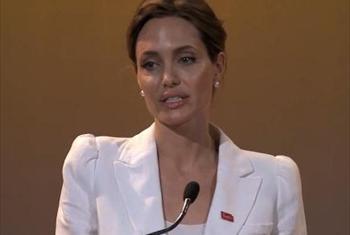 Анжелина Джоли. Фото ООН