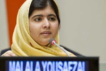 Малала Юсефзай/Фото ООН