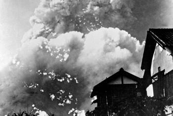 Взрыв в Хиросиме (1945) / Фото ООН
