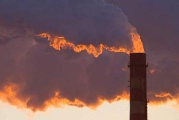 Изменение климата.Фото ООН