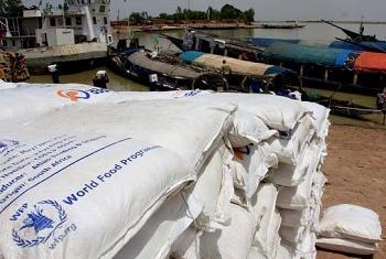 Гуманитарная помощь. Фото ООН