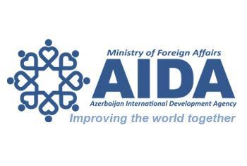 Логотип Азербайджанского агентства международного развития