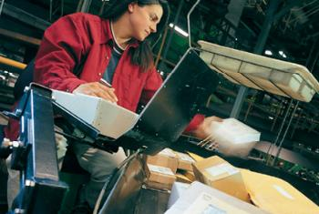 Фото Всемирного почтового союза
