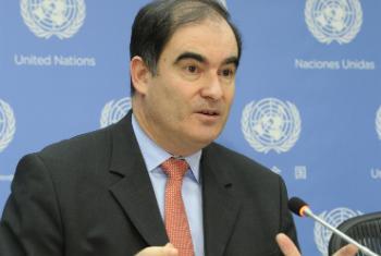 Джон Гинг. Фото ООН