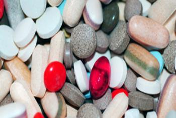 Лекарства. Фото ВОЗ