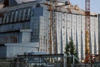 Чернобыльская АЭС. Фото МАГАТЭ