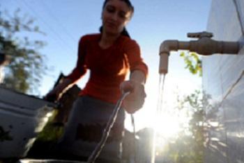 Водные ресурсы. Фото Всемирный Банк