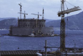 Добыча нефти. Фото ООН