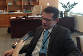 Иван Шимонович. Фото ООН