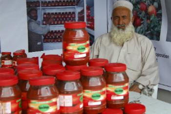 Продавец в Кабуле. Фото ООН