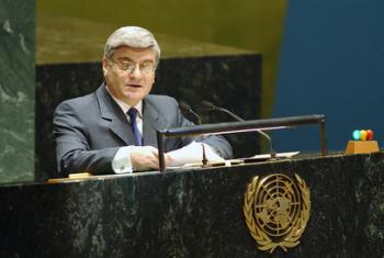 Ион Ботнару. Фото ООН