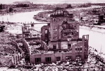 Хиросима. Фото ООН.