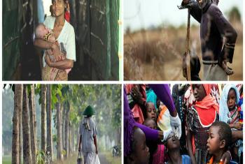 Цели устойчивого развития. Фото ООН
