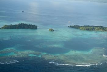 Малые островные государства. Фото ООН