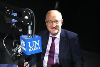 Петко Драганов. Фото ООН