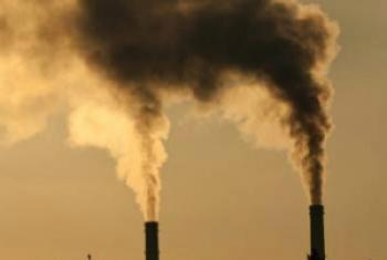 Загрязнение воздуха. Фото ООН