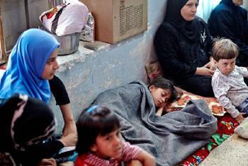 Насилие против женщин. Фото ООН