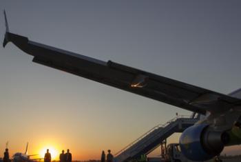 Гражданские самолеты. Фото ООН