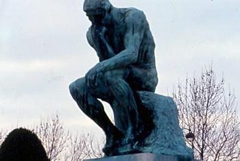 «Мыслитель». Фото ЮНЕСКО