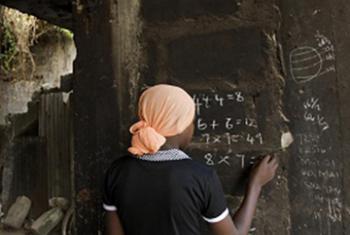 СПИД среди подростков. Фото ООН