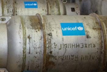 Питьевая вода. Фото ЮНИСЕФ