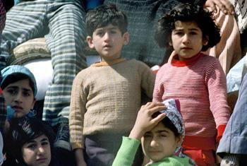 Дети в Ливане. Фото ООН
