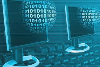 Расширение Интернет-контента. Фото ООН