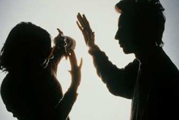 Жертвы домашнего насилия. Фото ООН