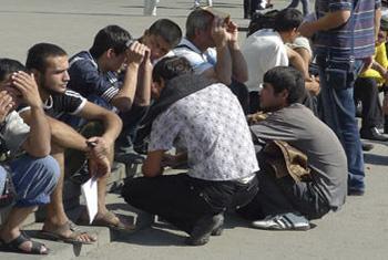 Трудовые мигранты. Фото ООН