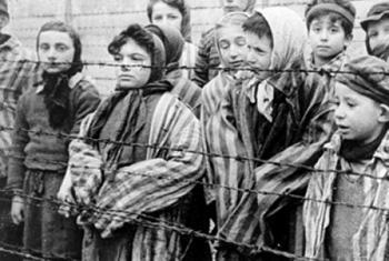 Дети в Аушвице. Фото предоставлено Tech Times