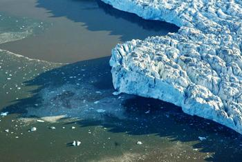 Арктика. Фото ООН