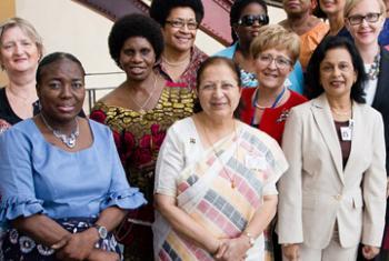 Женщины-парламентарии. Фото ООН