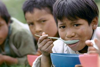 Ликвидация голода. Фото Всемирный банк/Джейми Мартин