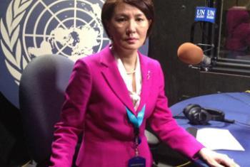 Зарема Шаукенова. Фото ООН