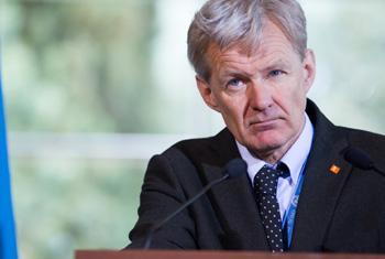 Ян Эгеланн. Фото ООН