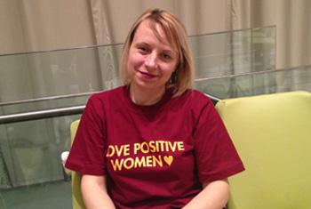 Светлана Мороз. Фото ООН