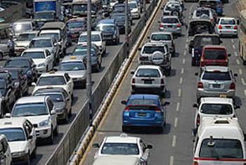 Дорожное движение. Фото МОТ