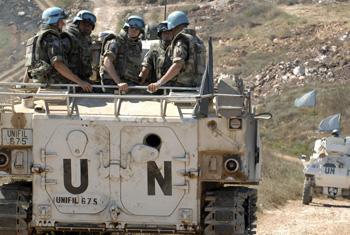 Миротворцы ООН в Ливане. Фото ООН