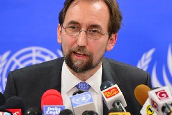 Зейд Раад аль-Хуссейн. Фото ООН