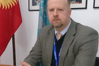 Александр Федулов. Фото с сайта ИА Кабар