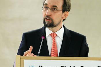 Зейд Раад аль-Хусейн. Фото ООН
