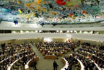Зал Совета ООН по правам человека в Женеве. Фото ООНН