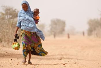 Изменение климата. Фото ЮНИСЕФ
