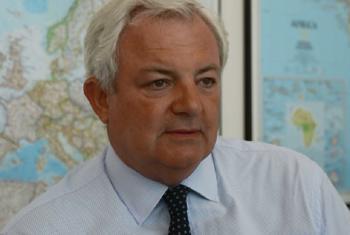Стивен О'Брайен. Фото ООН