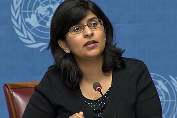 Равина Шамдасани. Фото ООН