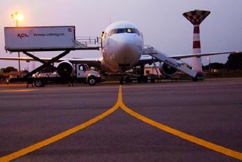 Подготовка самолета к рейсу. Фото ИКАО